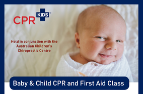 ACCC EVENT - 35 CPR Baby and Child Classes