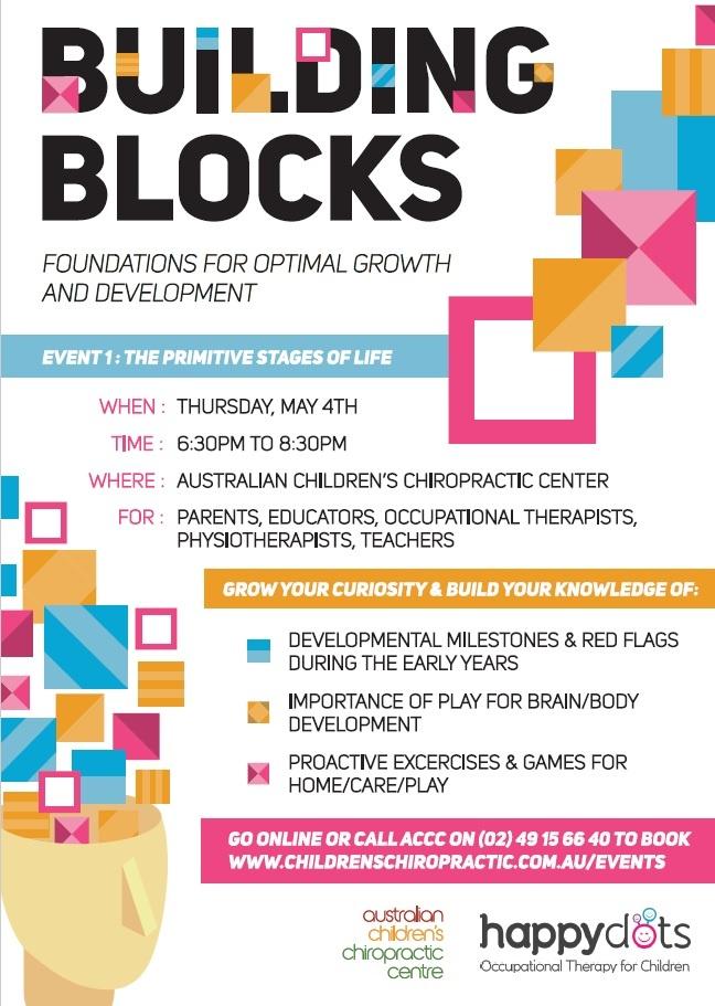 Building Blocks Seminar