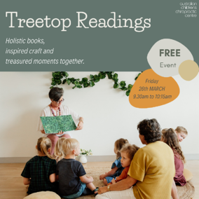 Copy of Treetop Readings