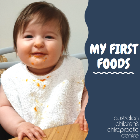 My First Foods - Introducing Solids