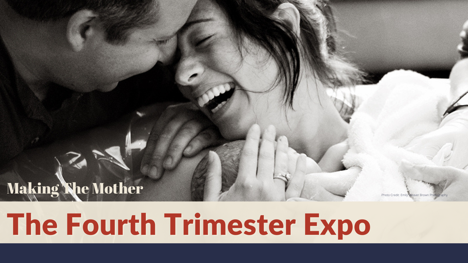 The Fourth Trimester Expo - Website Cover